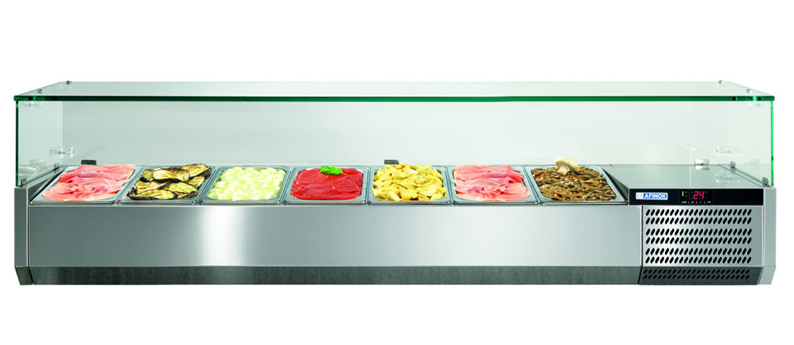 Food Storage Toppers