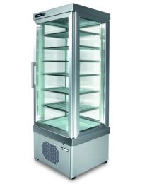 Afinox Ventilated Frozen display cabinets for Ice Cream or Sorbet.