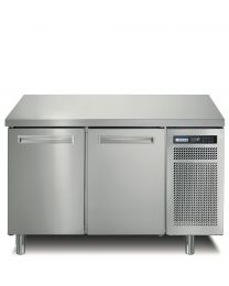 Afinox Spring 800 - 2 Door Ventilated Refrigerated Counter