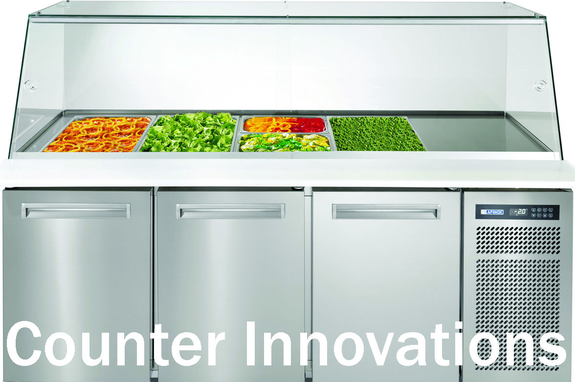 Refrigerated Counter Innovations